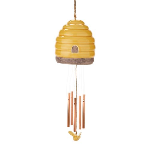 Let It Bee Beehive Wind Chime